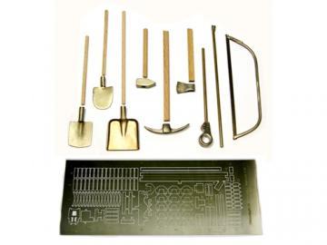 Werkzeugset incl. Werkzeughalter