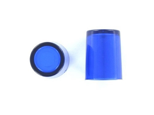 Ersatzglas blau 1:10