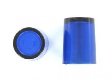 Ersatzglas blau 1:8 Veroma Art. 222562