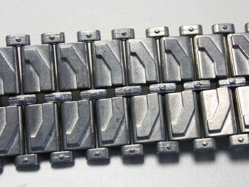 Metallkette für Tamiya Leopard 1A1 (frühe Version) 1:16