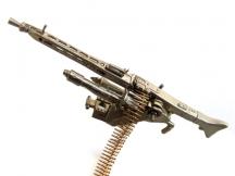 MG 3 Lafette